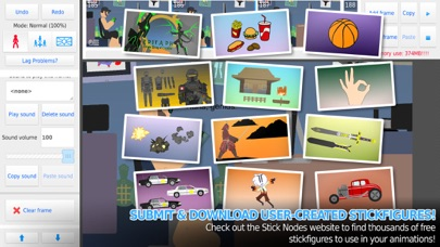 Stick Nodes - Animator by ForTheLoss Games, Inc (iOS, United