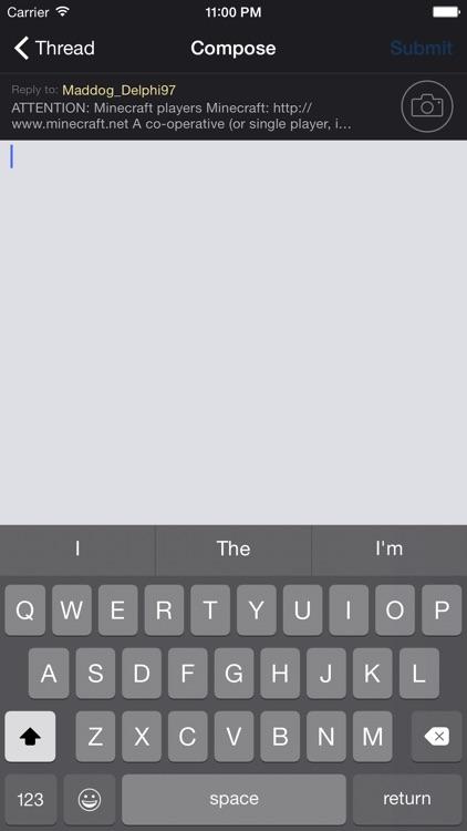 Latest Chatty screenshot-3