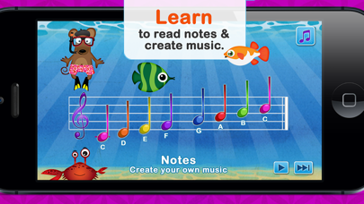 Musical Me! - Kids Songs Music screenshot two