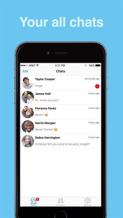 Chat-In screenshot-3