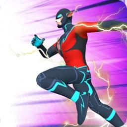 Speedster Hero-Superhero Games