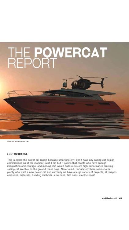 Multihull World Magazine screenshot-4