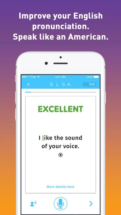 ELSA Speak