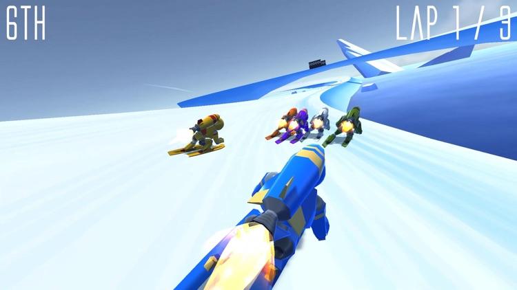Rocket Ski Racing (GameClub) screenshot-3