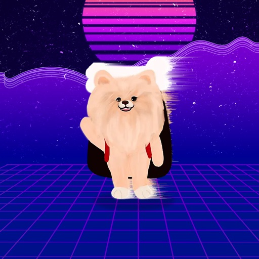Cool KK Lucky Poodle