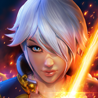 Machine Zone, Inc - Crystalborne: Heroes of Fate artwork