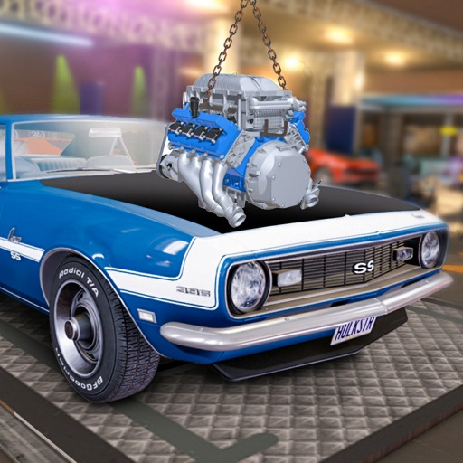 Car Mechanic Junkyard Tycoon iOS App