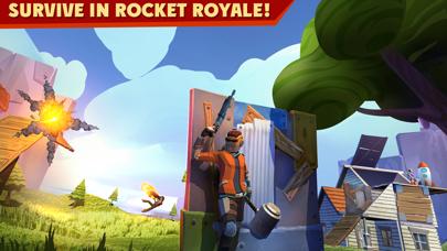 Rocket Royale: PvP Survival screenshot one