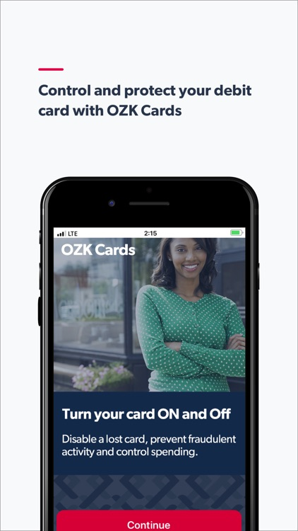 Bank OZK Mobile screenshot-3