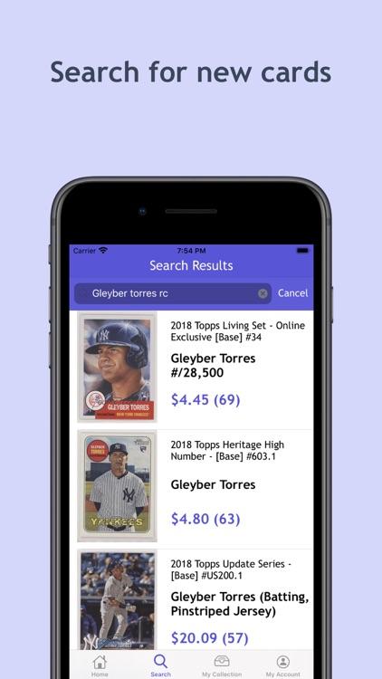 Tarjeta - Sports Card App screenshot-3