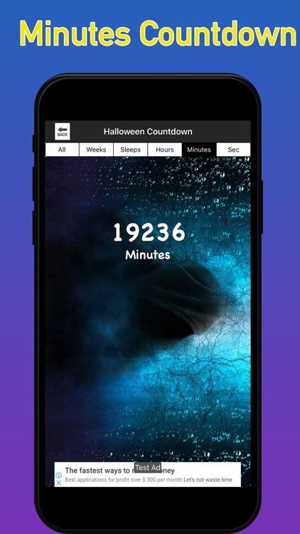 Halloween Countdown day 2019 screenshot-3