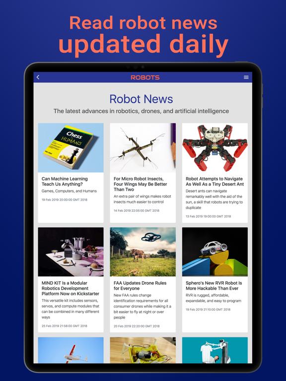 Robots Guide screenshot 13