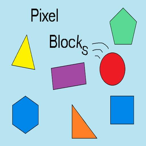 Pixel Physics Blocks