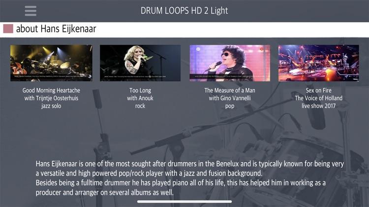 Drum Loops HD 2 Light screenshot-9