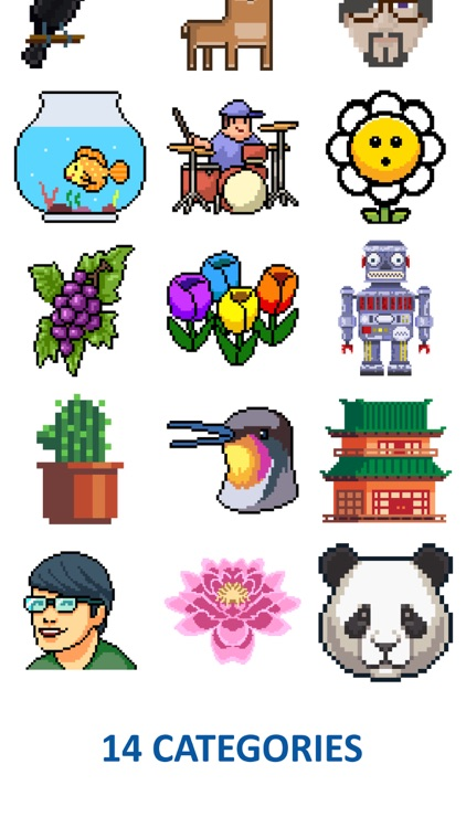 Pixels: Color by Number screenshot-3