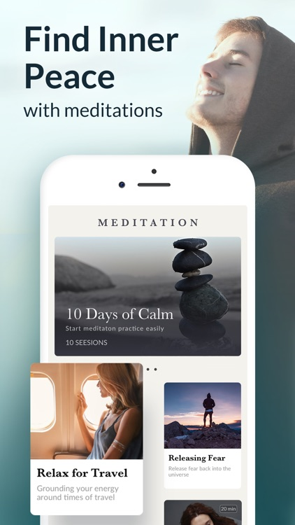 Daily Meditation: Sleep, Relax screenshot-3