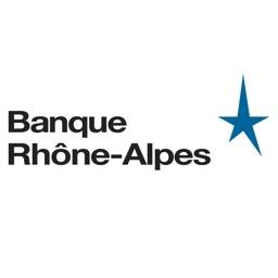 Banque Rhône-Alpes pour iPad
