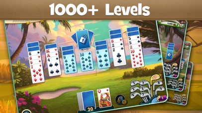 Fairway Solitaire - Card Game app image