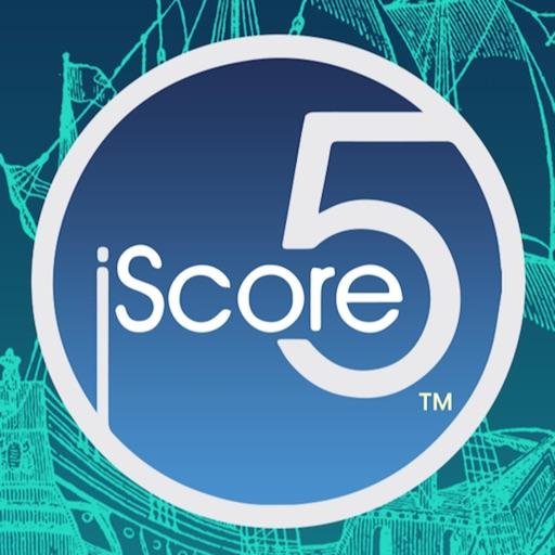 iScore5 AP World History icon