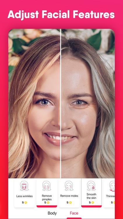 Face & Body Tune Photo Editor