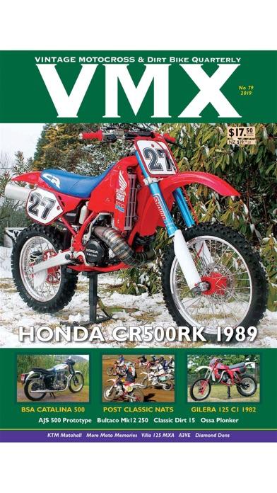 VMX Magazine – Quarterly screenshot one