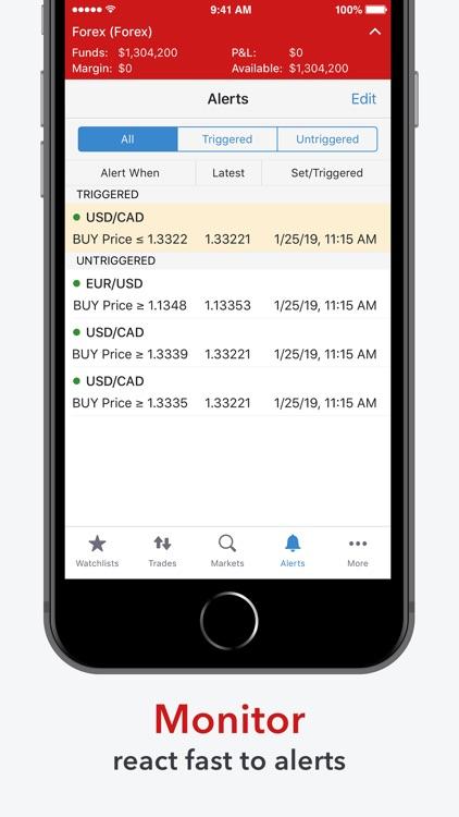 IG Forex: spot FX screenshot-3