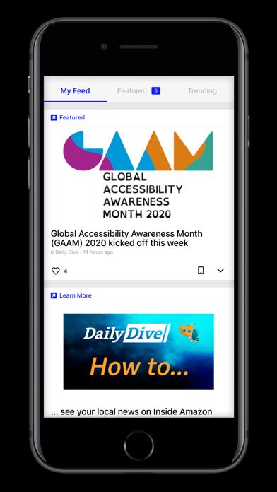 Daily-Dive screenshot 1
