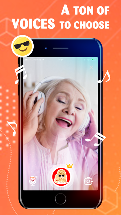 Celebrity Voice Changer + App
