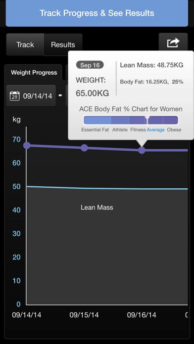 iMuscle - iPhone edition Screenshot 5
