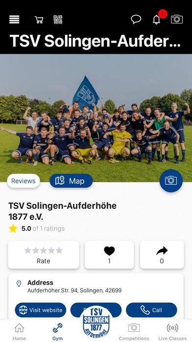 TSV SolingenScreenshot von 2