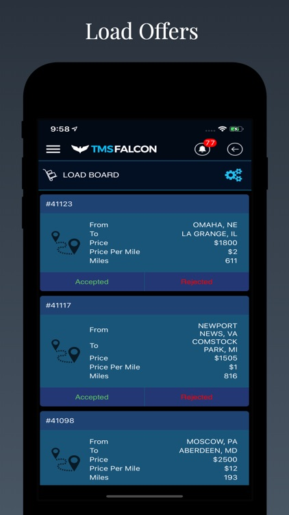 Tmsfalcon screenshot-4