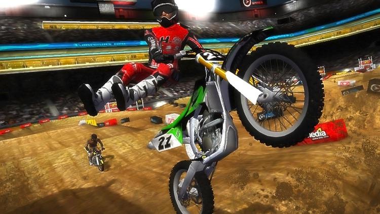 2XL Supercross Lite screenshot-3