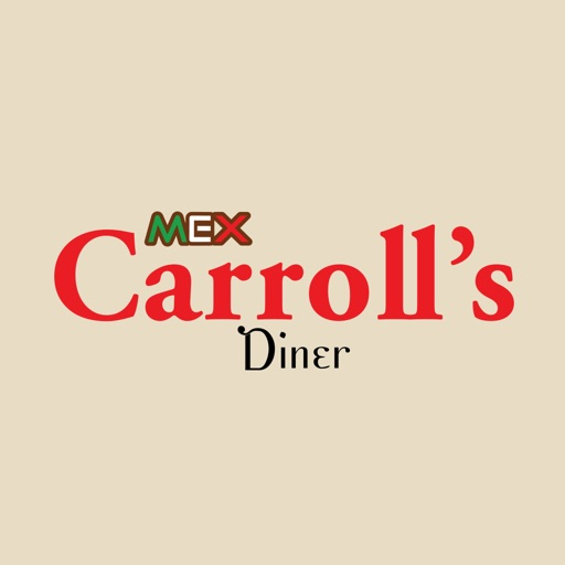 Mex Carroll's Diner icon