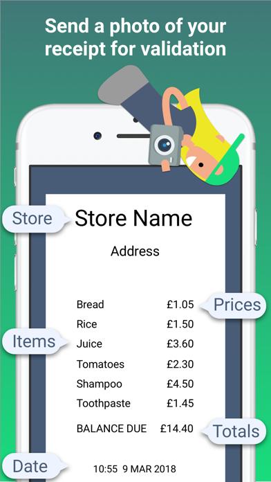 GreenJinn Cashback App UK screenshot four