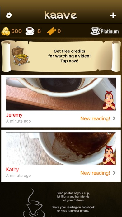download Kaave - Coffee Fortune Reading indir ücretsiz - windows 8 , 7 veya 10 and Mac Download now
