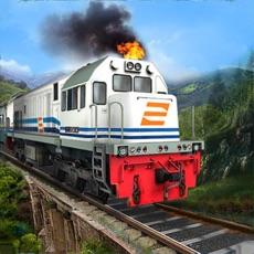Activities of Indonesian Train Simulator