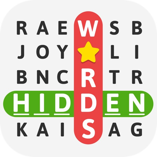 Word Search: Hidden Words Icon