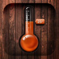 ‎Zimmer-thermometer