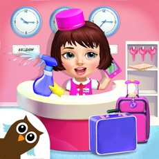Activities of Sweet Baby Girl Hotel Cleanup