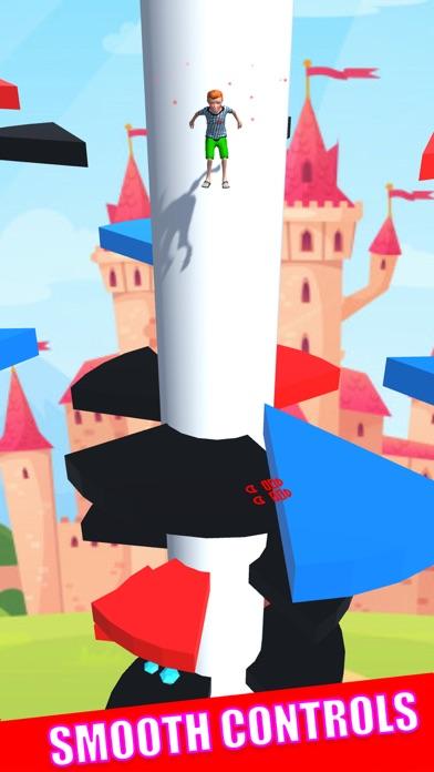 Helix Royal Jumper 3D screenshot 4