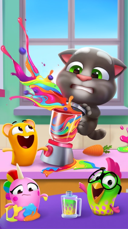 My Talking Tom 2 screenshot-0