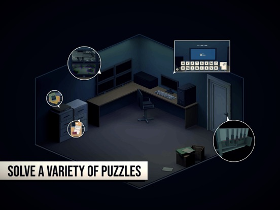 NOX – Escape Gamesのおすすめ画像2