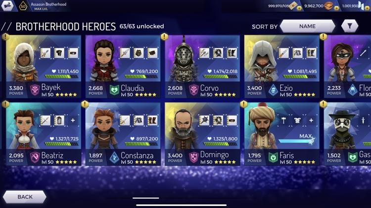 Assassin's Creed Rebellion screenshot-0