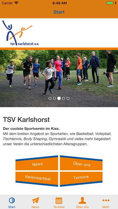 TSV KarlshorstScreenshot von 2