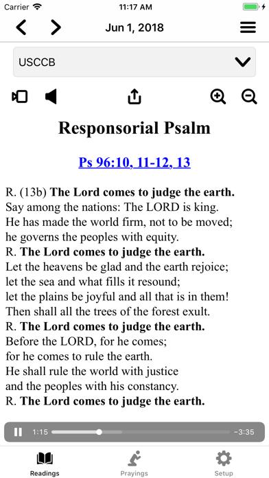 Mass Readings and Prayersのおすすめ画像3