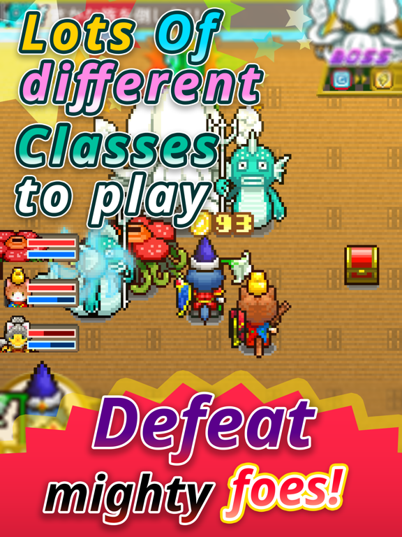 Quest Town Saga screenshot 6