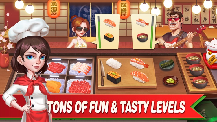 Happy Cooking 2: Cooking Games