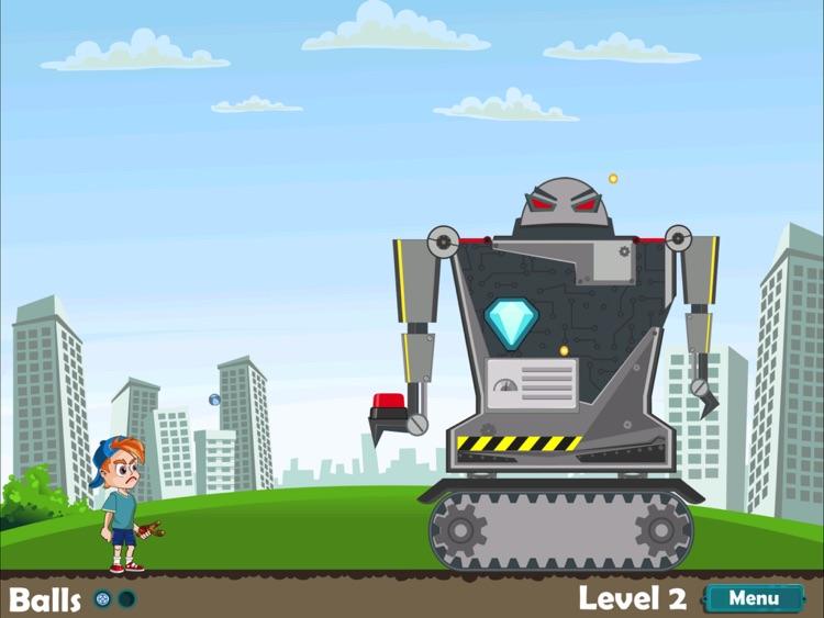 Evil Machines HD Lite screenshot-4