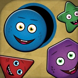 Shapes Playground - kids games