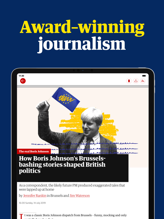The Guardian - Live World Newsのおすすめ画像1